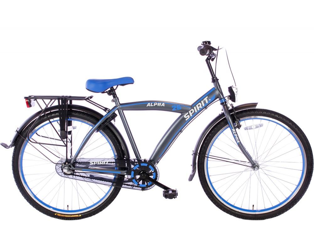 Spirit Alpha N3 Blauw 26 inch
