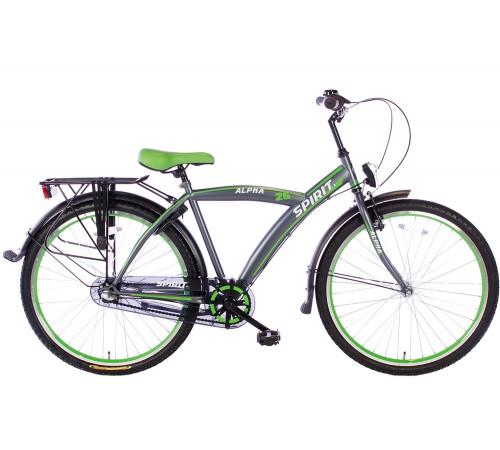 Spirit Alpha N3 Groen 26 inch