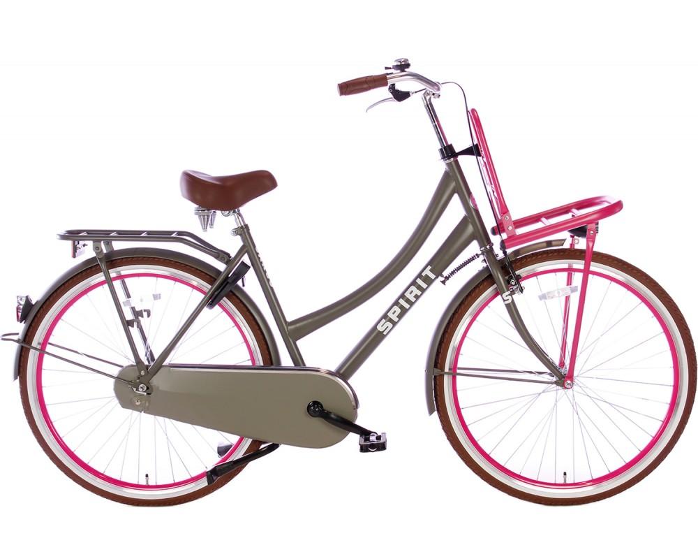 Spirit Cargo Grijs-Roze 28 inch