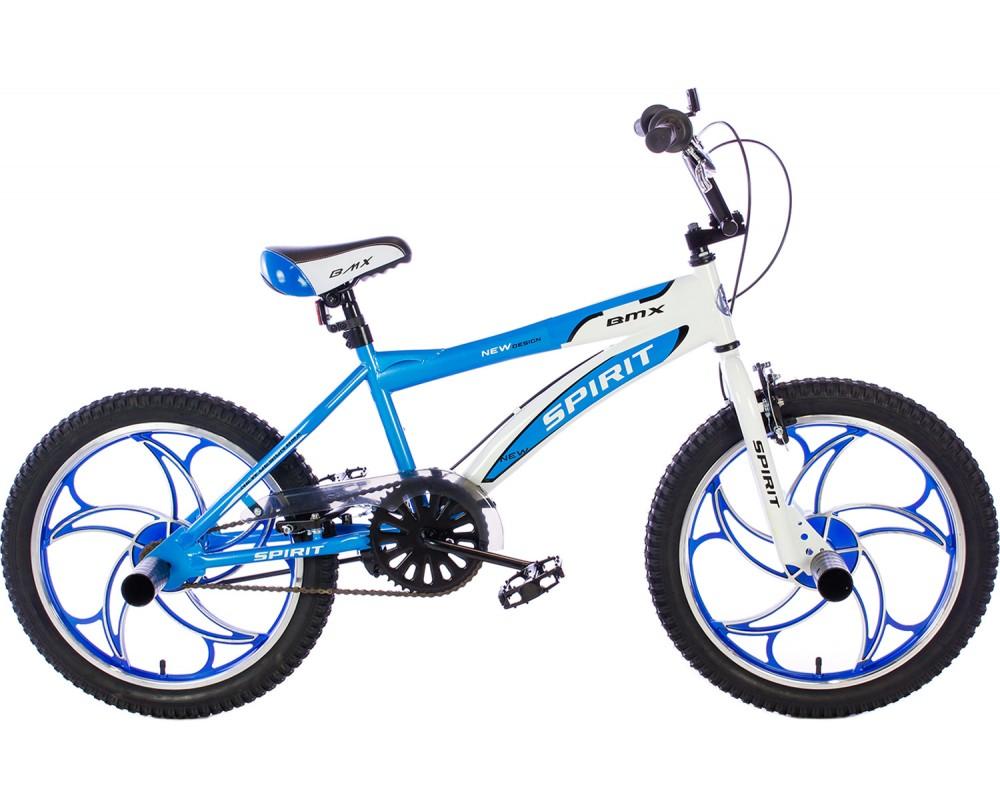 Spirit BMX Cheetah Blauw 20 inch