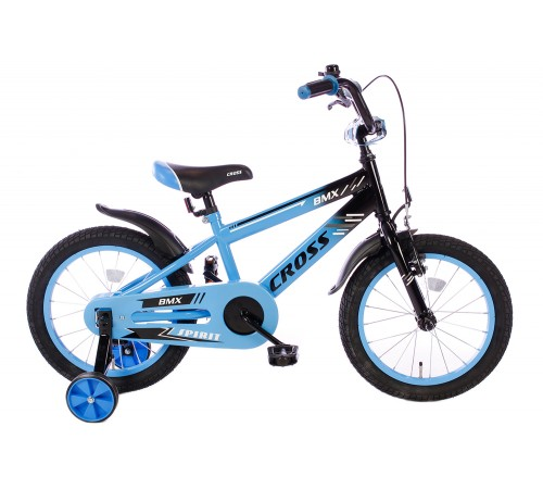 Spirit Cross Blauw 16 Inch