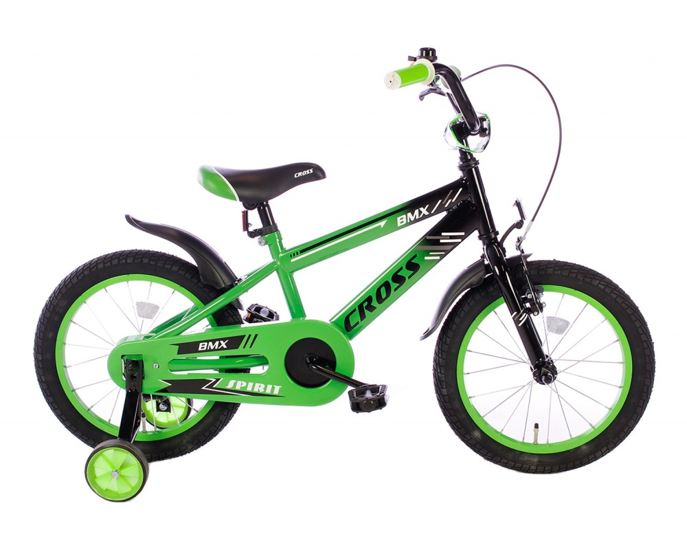 Spirit Cross Groen 16 Inch