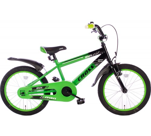 Spirit Cross Groen 18 Inch