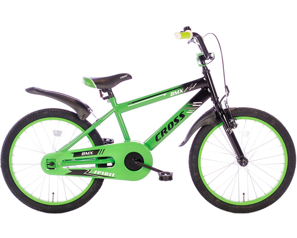 Spirit Cross Groen 20 Inch