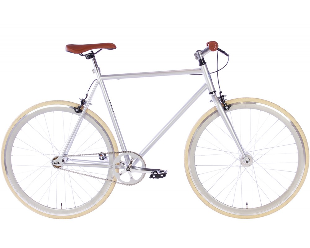 Spirit Fixed Gear Zilver