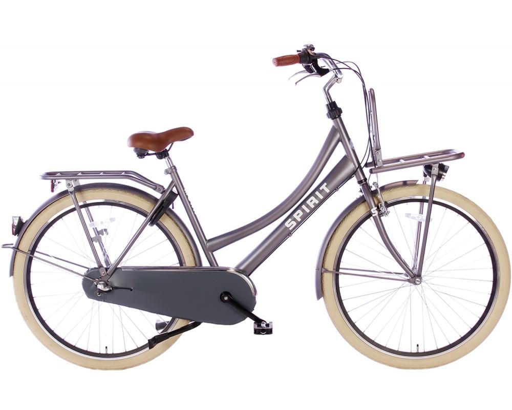 Spirit Mona N3 Mat-Grijs Transport