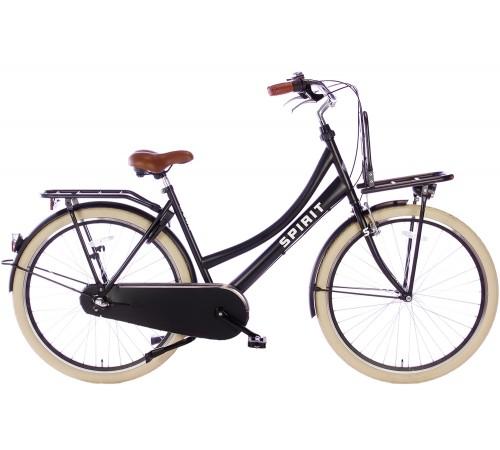 Spirit Mona N3 Mat-Zwart Transport