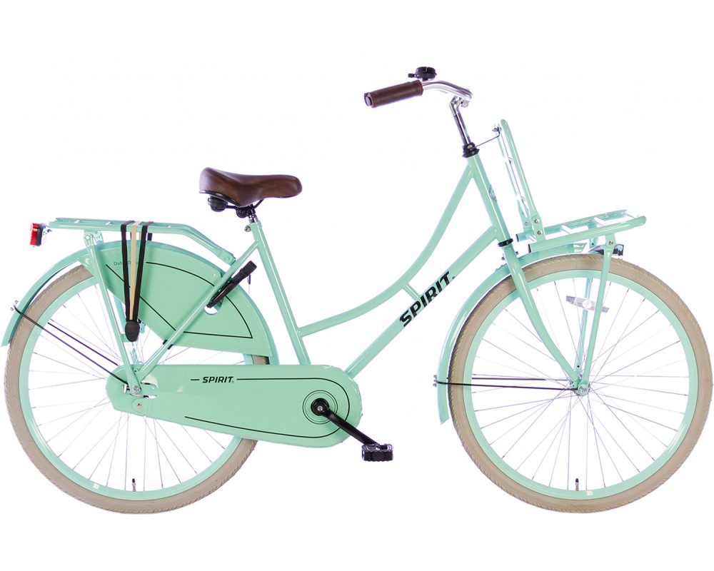 Spirit Omafiets Groen 26 inch