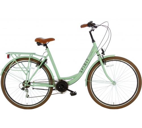 Spirit Regular Lady 7-Speed Groen