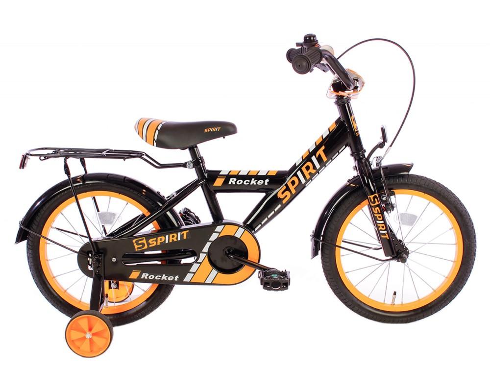 Spirit Rocket Oranje-zwart 16 inch