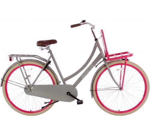 Spirit Transporter Grijs-Roze 28 inch