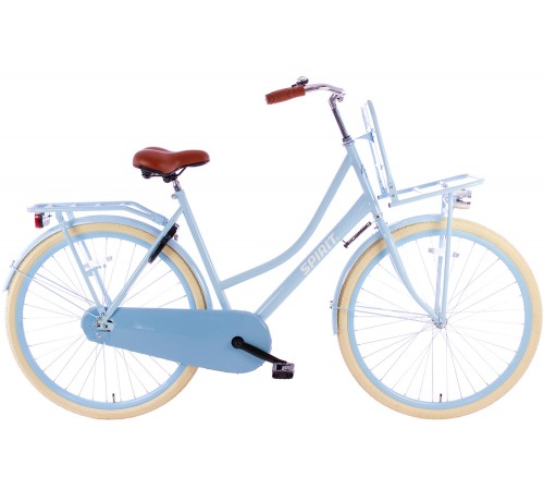 Spirit Omafiets Plus Blauw 28 inch